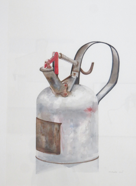 "Oil Can 22""X30"""