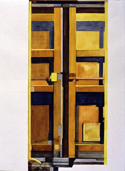 """Container Door 22""""X30"""""""