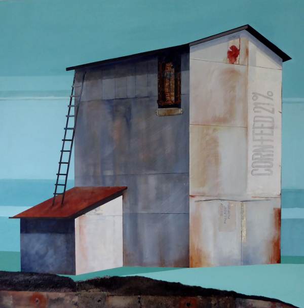 """Delta Shed 2 36""""X36"""" Sold"""