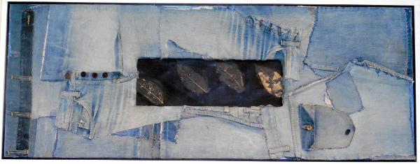 """Between the Buttons 20""""X51"""""""