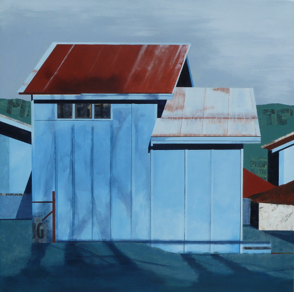 """Jogging Shed 36""""X36"""" Sold"""