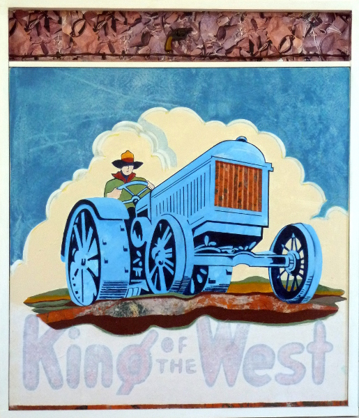 """King of the West 3 24""""X48"""""""