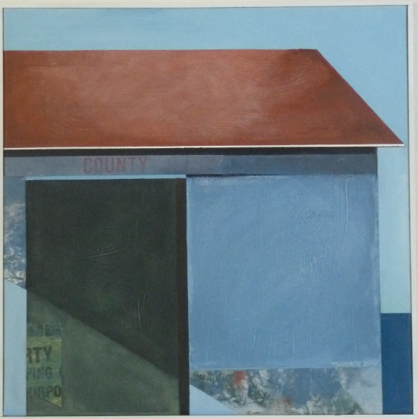 """Clearlake Shed Redux 20""""X20"""""""