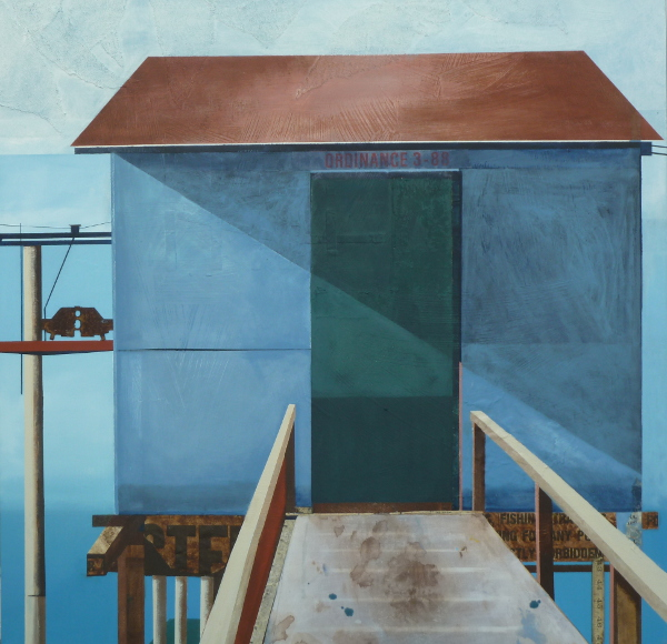 """Clearlake Shed 36""""X36"""" Sold"""